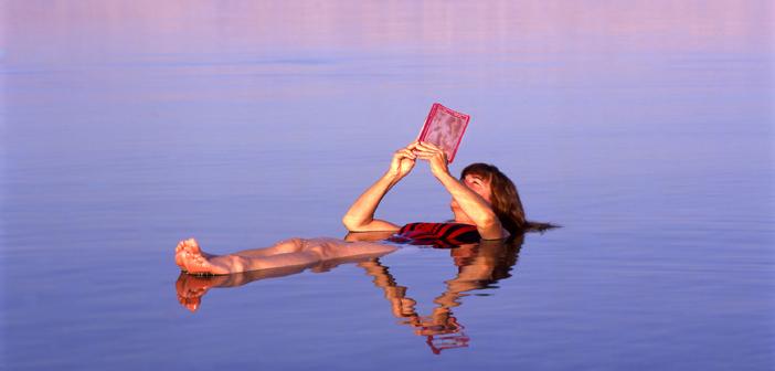 Luna de miel en el Mar Muerto