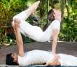 Acroyoga, una disciplina que combina yoga con acrobacias