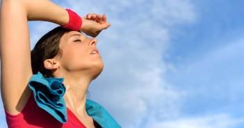 Sudoración excesiva, ¿cómo evitarla?