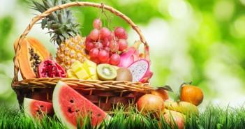 Frutas y verduras para perder peso