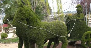 El Bosque Encantado, un jardín idílico para tu Luna de Miel--
