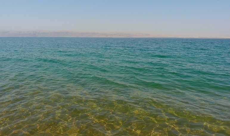 Luna de miel en el Mar Muerto - ¡Siéntete Guapa!