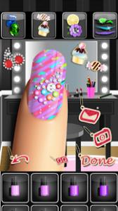 Juegos de pintar uñas para Android