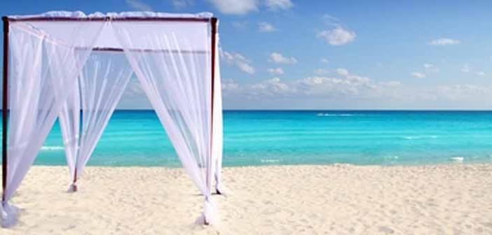 Bodas en la playa: centros de mesa para adornarlas - ¡Siéntete Guapa!