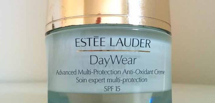 Opinión sobre la crema hidratante DayWear de Estée Lauder