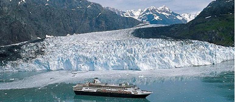 Parque Nacional Bahía de los Glaciares, Alaska
