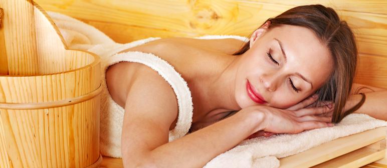 Beneficios de la sauna para la piel - Siéntete Guapa