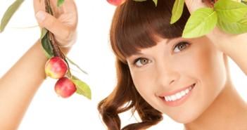 Sidroterapia para eliminar las impurezas de la piel