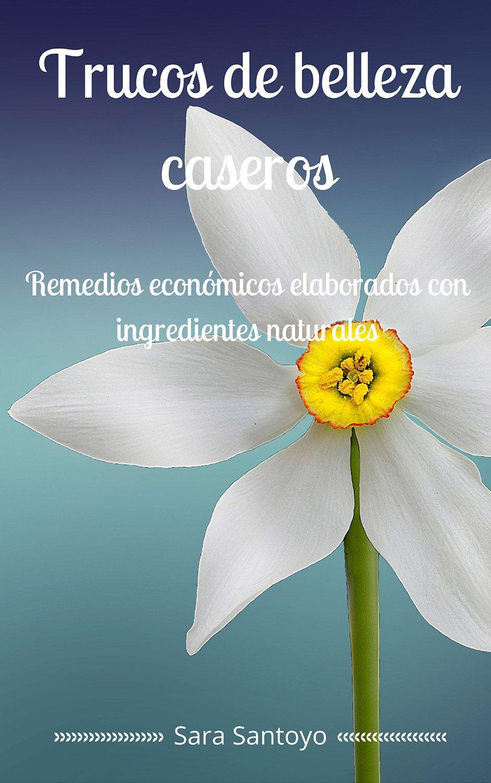 Llega el ebook Trucos de belleza caseros – Remedios económicos elaborados con ingredientes naturales