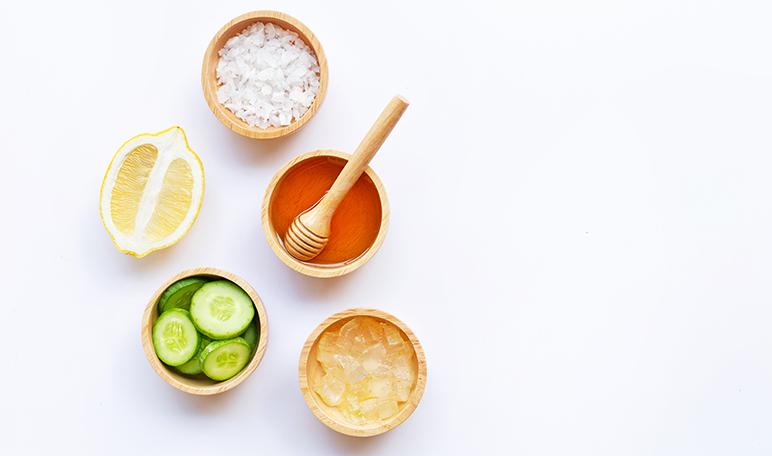 Mascarilla de pepino para el cutis graso - Siéntete Guapa