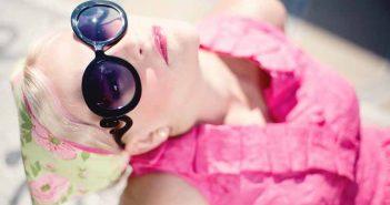 Los riesgos de tomar rayos UVA