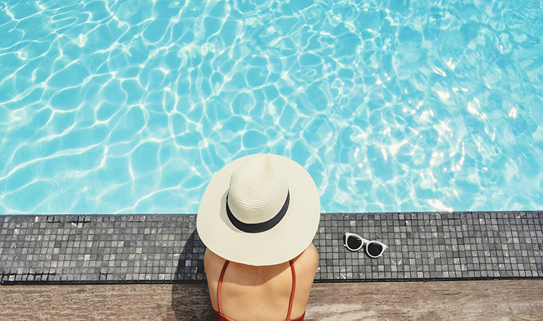 Consejos para evitar que el cloro dañe la piel y el cabello - Siéntete Guapa