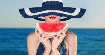 Frutas de verano para adelgazar barriga