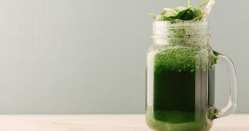 Jugo verde para bajar de peso - ¡Siéntete Guapa!