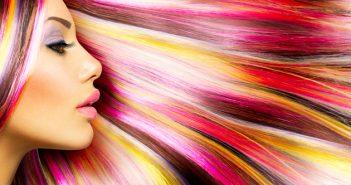 Cómo cuidar el cabello teñido en verano