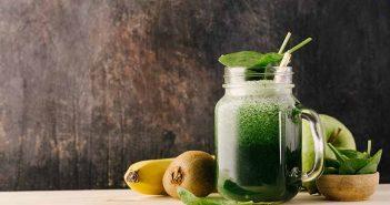 6 beneficios de los batidos verdes - ¡Siéntete Guapa!