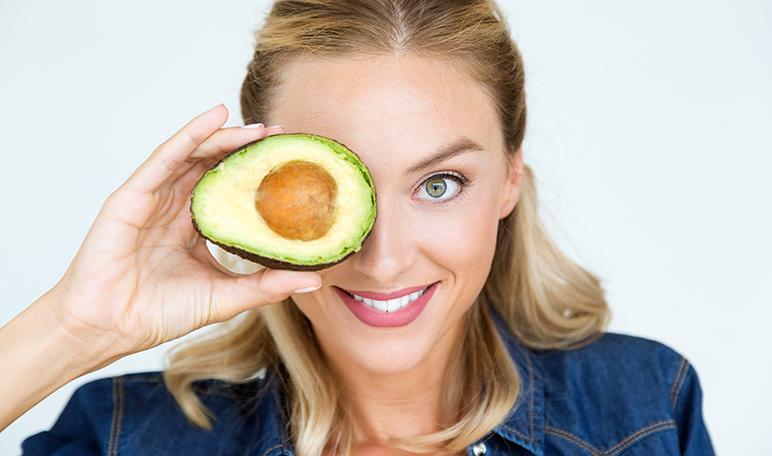 5 alimentos para tener un cabello sano y brillante - ¡Siéntete Guapa!