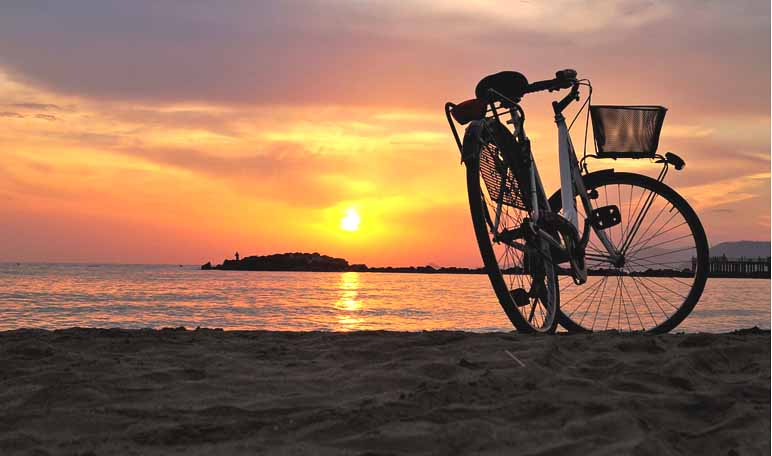Beneficios de montar en bicicleta para la belleza y la salud