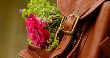 Las mochilas de cuero están de moda. ¿Aún no tienes la tuya?
