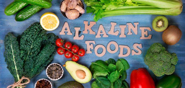 5 beneficios de la dieta alcalina