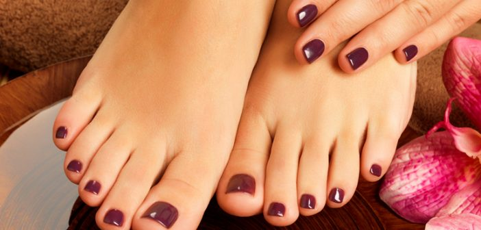Pedicura perfecta paso a paso