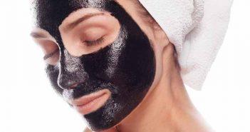 5 beneficios de las mascarillas de carbón vegetal