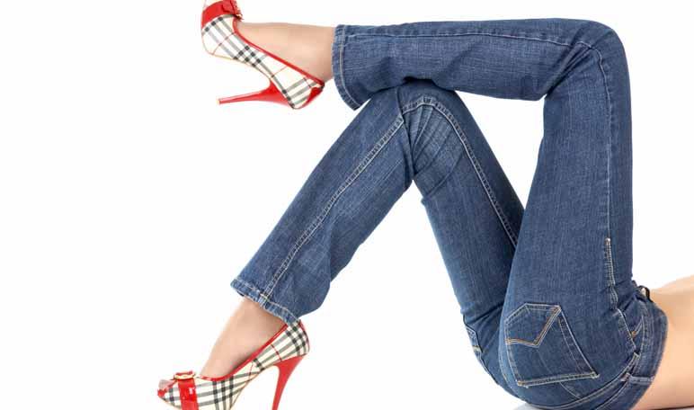Cómo vestir si eres bajita
