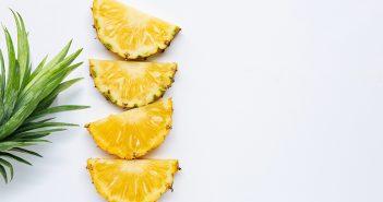La dieta de la piña: pierde 5 kilos en 3 días - Siéntete Guapa
