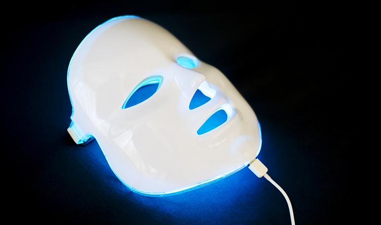 Beneficios de la máscara de luz LED para la piel - ¡Siéntete Guapa!