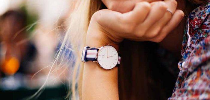 Cómo elegir el reloj perfecto en 5 sencillos pasos - ¡Siéntete Guapa!