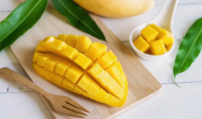 el mango te hace bajar de peso