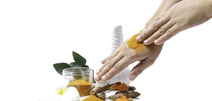 7 beneficios de la cúrcuma para la piel