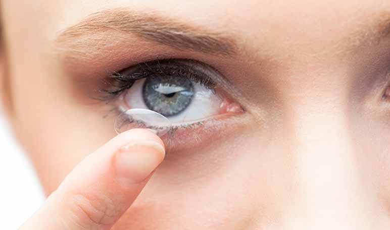 5 consejos para elegir las lentillas de colores perfectas - ¡Siéntete Guapa!