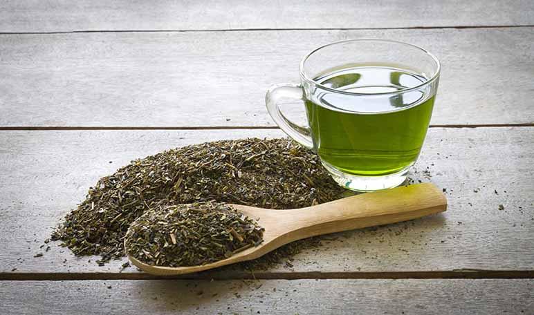 Quema grasas natural de jengibre y té verde - ¡Siéntete Guapa!