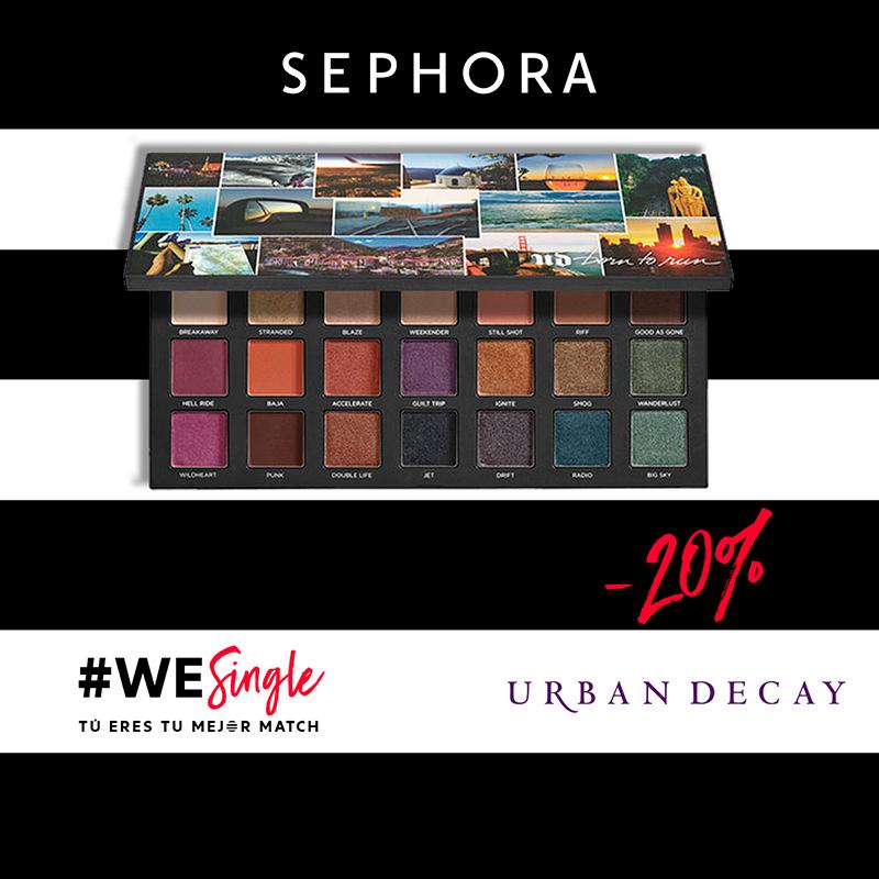 Sephora celebra el Singles' Day con un 20 % de descuento en sus marcas más deseadas - ¡Siéntete Guapa!