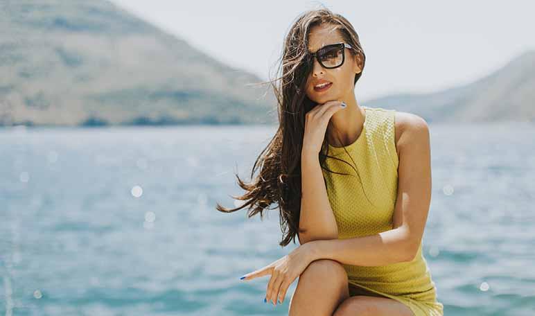 6 consejos para elegir las gafas de sol perfectas - ¡Siéntete Guapa!