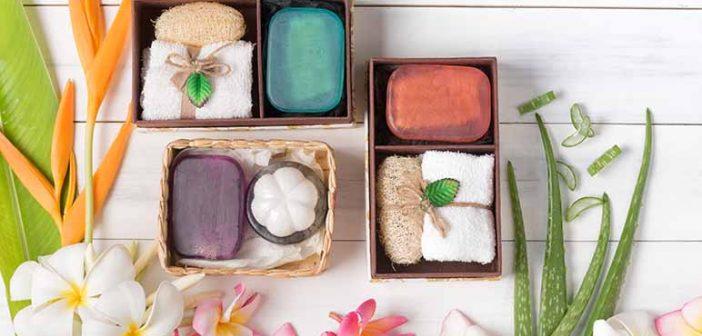 El jabón ideal para cada tipo de piel - Siéntete Guapa