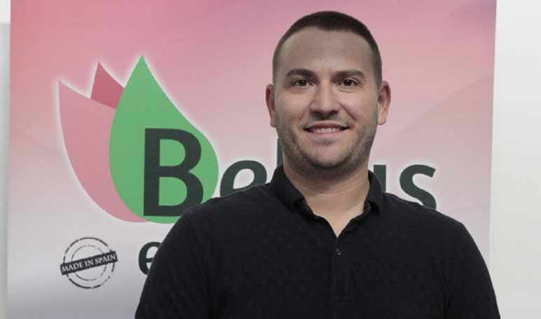Entrevistamos a Eugenio Bidivanu, fundador de la marca de pintalabios ecológicos Belius eCosmetics - Siéntete Guapa