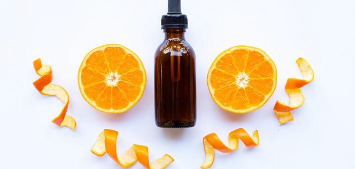 5 beneficios del aceite de naranja - Siéntete Guapa