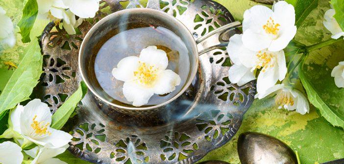 6 beneficios del té de jazmín - Siéntete Guapa